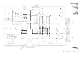 Museum Floor Plan Floor Plan Level 1 Perez Art Museum Miami Image Courtesy Of