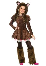 Girls Panda Halloween Costume Bear Costumes Adults U0026 Kids Halloweencostumes