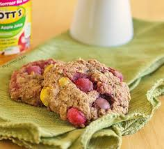peanut butter apple sauce cookies healthier snack recipe its yummi