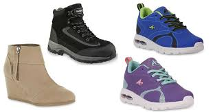 kmart s boots on sale kmart buy one get one for 1 shoes for the entire family hip2save