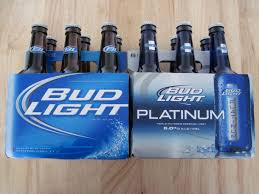 bud light platinum price bottom shelf beer bud light platinum vs bud light serious eats
