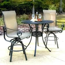 bar style table and chairs vintage dining room design with 5 piece