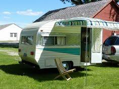 Vintage Trailer Awning 1971 Go Tag A Long Vintage Trailer For Sale Http Www