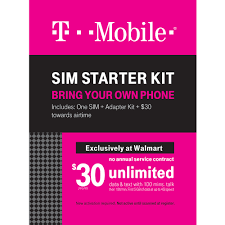 Walmart Supercenter Floor Plan by T Mobile Complete Sim Kit Walmart Com