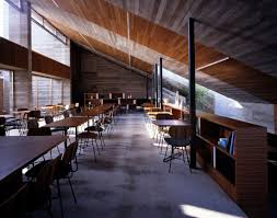 Cafe La Miell  Interiors Pinterest Modern Cafe Cafes And - Modern cafe interior design