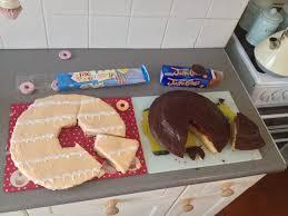 giant jaffa cake u0026 giant party ring