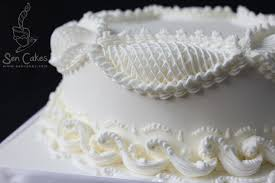 Royal Icing Victorian Style Cake