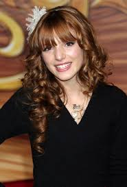 easy manage hairstyles bella thorne easy to manage hairstyles with bangs easy to