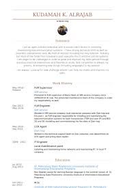 Engineering Resume Sample by It Engineer Resume Samples Visualcv Resume Samples Database