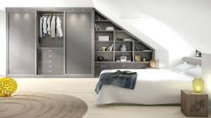 comment agencer sa chambre amenager sa chambre combles chambre dressing lit sous pente ac