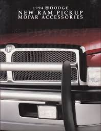 1994 dodge ram cummins turbo diesel pickup truck original owner manual
