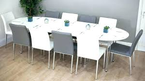 dining table extendable 4 to 8 dining table seats extendable 8 dimensions powncememe com