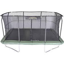 10 u0027x15 u0027 rectangular trampoline by jumpking 90222562288 u2013 yardkid