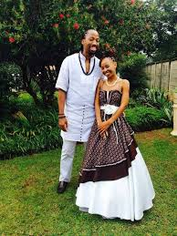traditional wedding dresses tswana traditional wedding attire for couples 2017 images photos