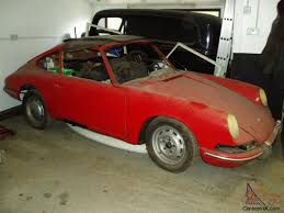 1966 porsche 911 value porsche 912 for restoration restoration project