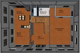 edge 1st floor plan view