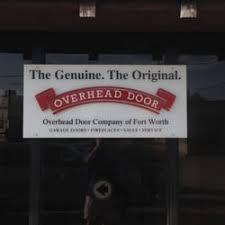 Overhead Door Company Of Fort Worth Overhead Door Company Of Fort Worth Garage Door Services 840