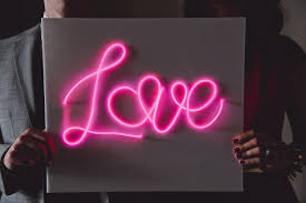 will you marry me signs in lights how to make a diy neon sign with el wire a practical wedding