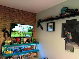 Minecraft Bedroom Real Life Picture Minecraft Bedroom Furniture