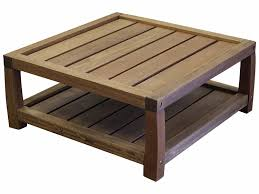 Diy Large Square Coffee Table by Coffee Tables Appealing Diy Outdoor Coffee Table With Storage