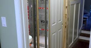 barn door ideas for bathroom door wonderful pocket door bathroom small bathroom designs floor