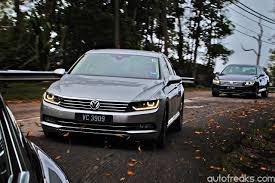 volkswagen sedan malaysia first drive 2016 volkswagen passat b8 video lowyat net cars