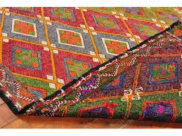 Modern Oriental Rugs Large Kilim Rug Red Hand Woven Turkish Kilim Carpet Bohemian