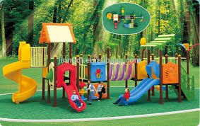 Backyard Playground Slides Triyae Com U003d Dog Backyard Playground Equipment Various Design