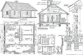free cabin floor plans plans cabin building plans