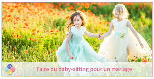 tarif baby sitting mariage faire du baby sitting pour un mariage nounou decalée