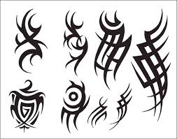 tita tattoos tribal arm designs