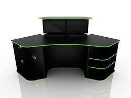 Computer Inside Glass Desk Corner Gaming Computer Desk 19 Excellent Pic E For Inspiration