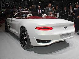 bentley exp speed 8 bentley exp 12 speed 6e concept geneva 2017 pistonheads