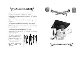 imagenes de coplas de despedida plan de trabajo despedida a quinto