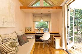 Tiny Furniture Trailer by A 140 Square Feet Tiny House Built On A Trailer In Ojai