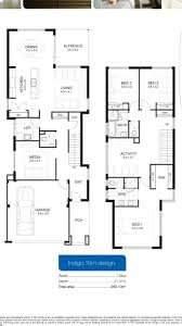 Townhouse Blueprints by 141 Best Plans Townhouses 2 Storeys Images On Pinterest
