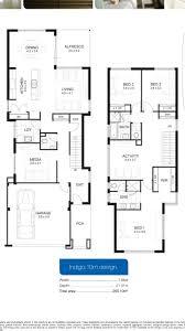 Town House Floor Plans 141 Best Plans Townhouses 2 Storeys Images On Pinterest