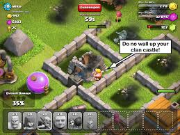 free clash of clans wizard clash of clans u2013 ipad video review with tips u0026 tricks