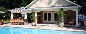 pool house plans free polkadot homee ideas