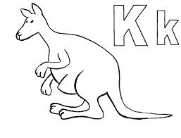 letter k alphabet adventure