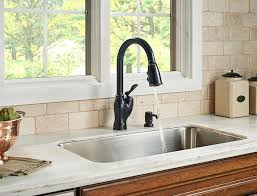 pfister selia kitchen faucet pfister s newest faucet turns on with a wave of your