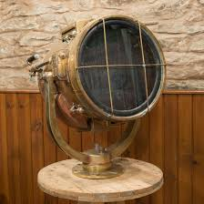 brass signal light