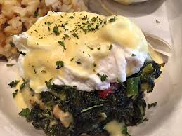 cuisine florentine eggs florentine benedict 21 day fix approved adventures of a