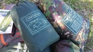 dd hammocks superlight tarp good alternative to silnylon youtube