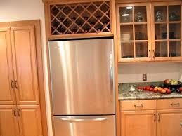 kitchen cabinet design ideas kitchen refrigerator cabinet kitchen fridge cabinets design ideas