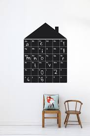 86 best abc s for kids images on pinterest typography letters ferm living wallsticker abc house