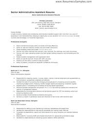 My Objective In Resume Objective Sample Of Resume U2013 Topshoppingnetwork Com
