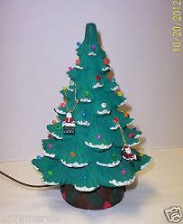 vintage ceramic christmas tree vintage ceramic christmas trees collection on ebay