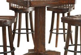 Leather Saddle Bar Stools Stools Exquisite Bewitch Leather Bar Stools Set Of 3 Dreadful