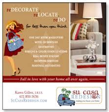 INTERIOR DECORATING ADVERTISEMENT MN Design Marketing - Marketing ideas for interior designers